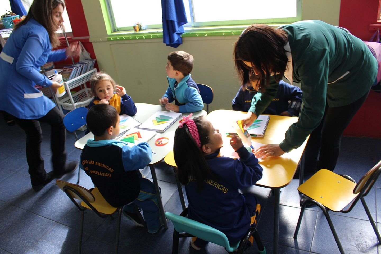Kinder - Colegio Las Américas Quilpué - Portada