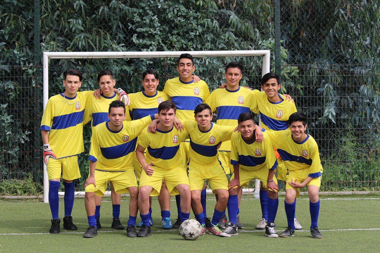 Selección de Fútbol - Colegio Las Américas Quilpué
